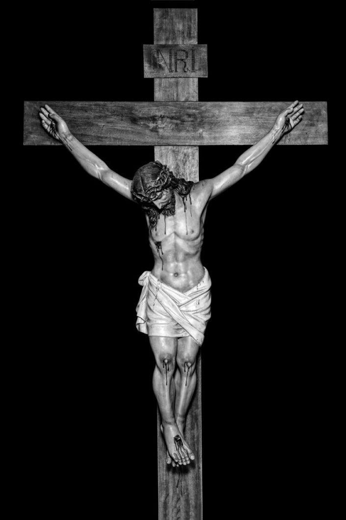 Humanitas - Arte Religios - Cristo Pesao - Cofradía Caridad