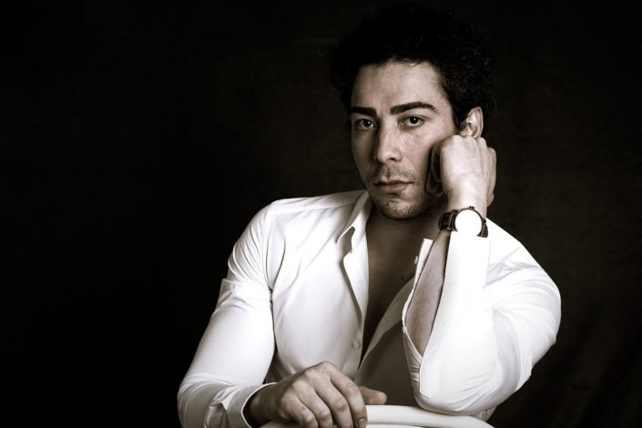 Portrait - Man - Ismael