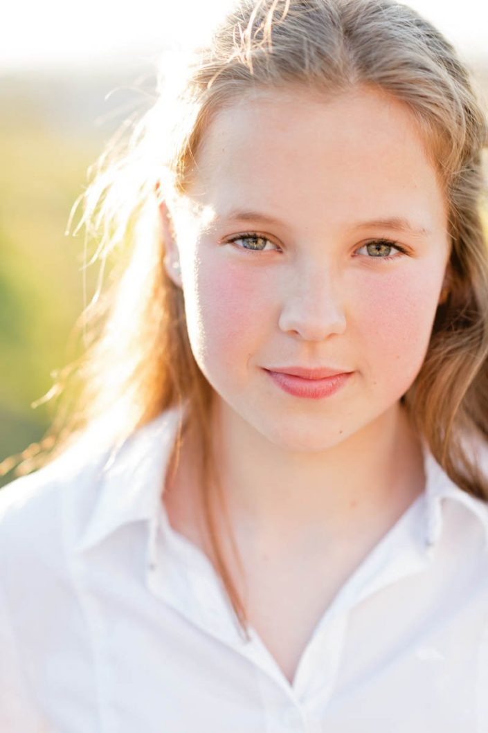 Portraits - Girl - Ana