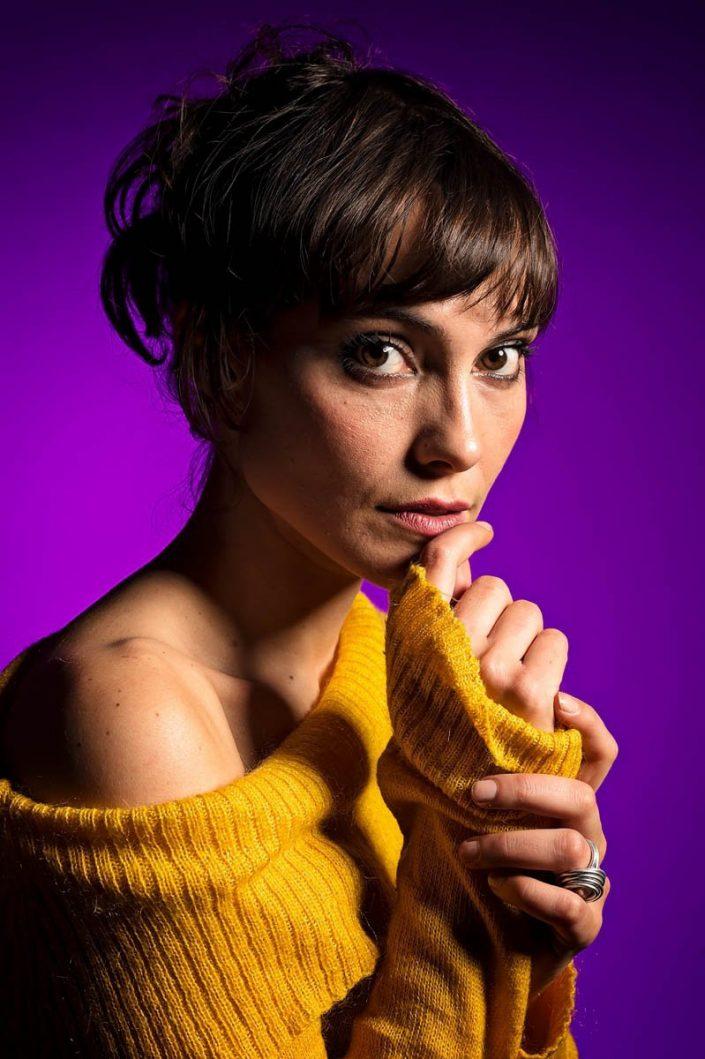 Portraits - Woman - Modelo de Efti